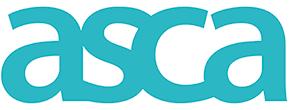asca logo schrift